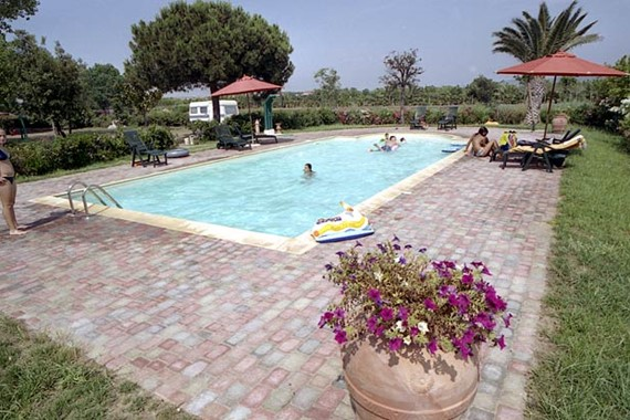 Apartments Argentario with Swimming Pool